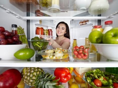 Giảm cân nhờ biết cách sắp xếp tủ lạnh