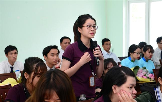 Bo truong Bo GD-DT Phung Xuan Nha: Rat kho de tra loi giao duc Viet Nam xep hang thu may