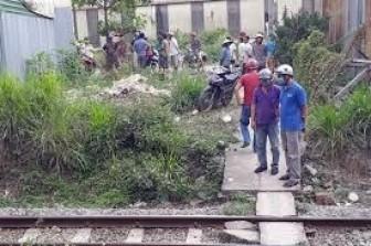 Chủ tịch xã bị dọa 'xin cánh tay' vì dẹp loạn hành lang đường sắt