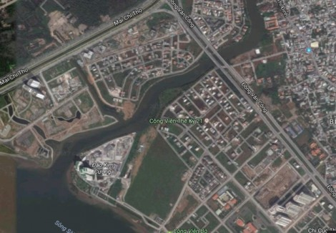 TPHCM kiến nghị Thủ tướng xây cầu nối đảo Kim Cương theo lệnh khẩn cấp