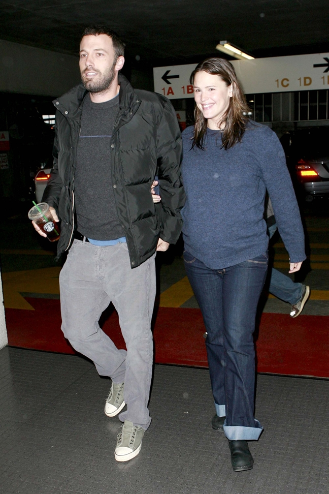 Nhin lai hon 10 nam man nong cua Ben Affleck va Jennifer Garner