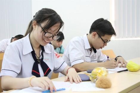 Trường ĐH Quốc tế tổ chức thi đánh giá năng lực để tuyển sinh