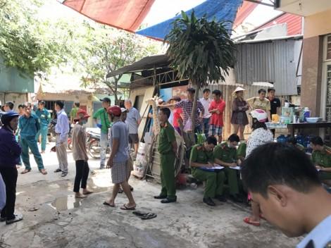 Vụ nổ một người chết ở Sài Gòn: Nạn nhân đã chạy ra nhưng quay lại đám cháy