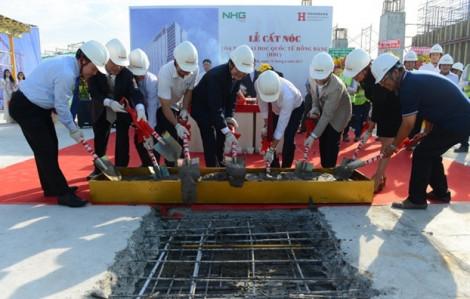 Trường ĐH Quốc tế Hồng Bàng đưa toà nhà 5 sao vào phục vụ sinh viên