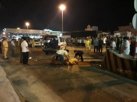 Lộ diện tài xế tông chết thiếu tá CSGT Đồng Nai