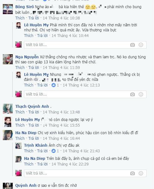 Da phai chiu nhuong chong ma con bi ghen nguoc, het song noi!