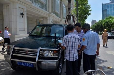 TP HCM muốn quy hoạch về quản lý xe công