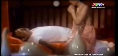 Đài truyền hình Tây Ninh phát phim có cảnh nóng phản cảm