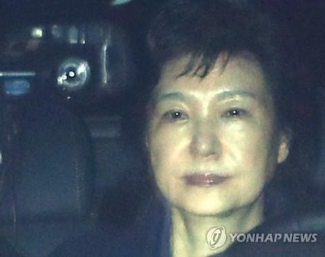 Cựu Tổng thống Hàn Quốc chính thức bị buộc tội tham nhũng