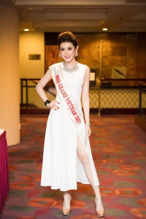 Huyền My chính thức được cấp phép dự thi Miss Grand International 2017