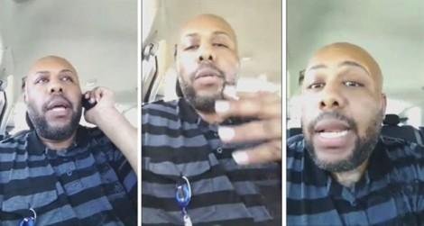 Mỹ truy nã kẻ thất tình, giết người rồi tung lên facebook
