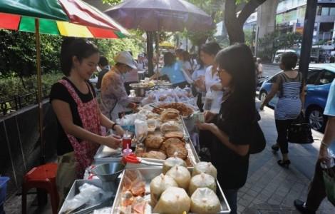 Bangkok dẹp hết hàng rong trên các tuyến phố chính