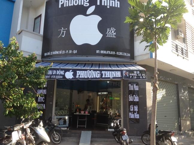 Trai tao Apple lam 'nghen hong' nhieu nguoi Viet