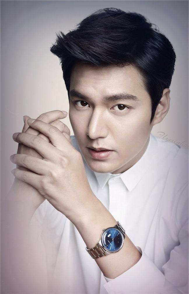 Lee Min Ho duoc phuc vu cong dong vi lich su chan thuong