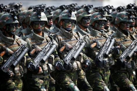 Sự thật về biệt đội Tia chớp, bảo vệ Triều Tiên nếu bị Mỹ tấn công
