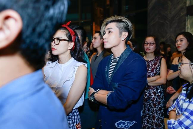 Ngo Thanh Van... chua 18 di xem 'Em chua 18'