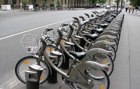 Trung tâm Sài Gòn sẽ có xe đạp công cộng miễn phí?