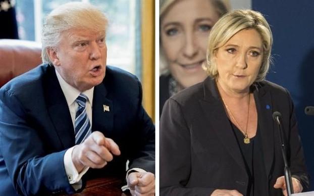 'Donald Trump cua Phap' - con ac mong cua chau Au?