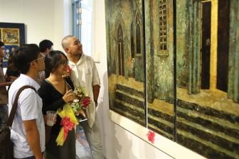 Chút tiếc nuối ở Biennale mỹ thuật trẻ 2017