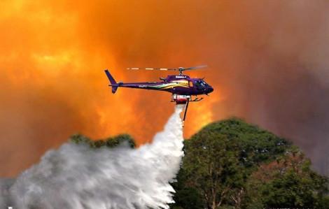 Thiếu kinh phí, kế hoạch trực thăng chữa cháy của TP.HCM không thành hiện thực