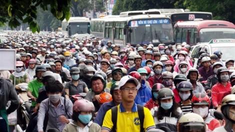 '90% cư dân TP.HCM đi xe máy, cấm thì người dân đi bằng gì?'