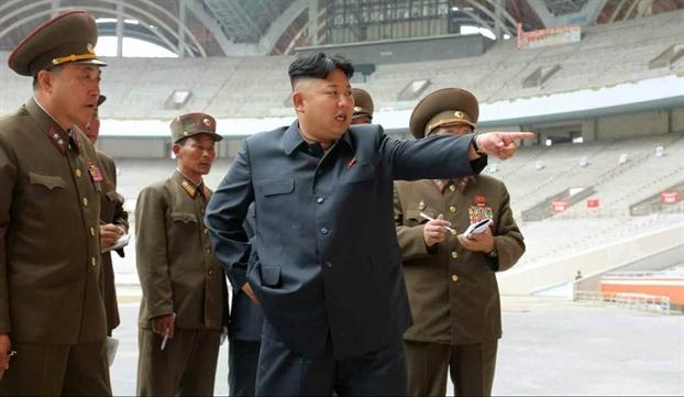 Trung Quoc tap trung binh luc vi Trieu Tien hay vi My?