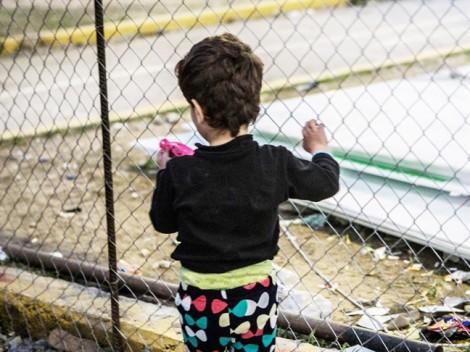 Những nô lệ tình dục 4 tuổi không lối thoát ở châu Âu