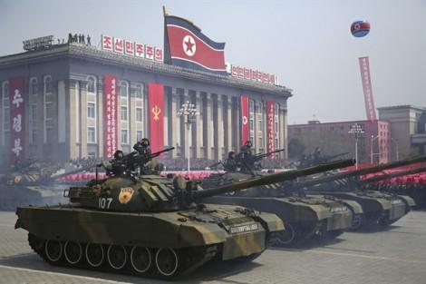 Trung Quốc tập trung binh lực vì Triều Tiên hay vì Mỹ?