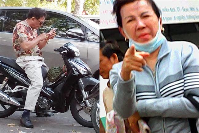 Chan dung 'ba trum' dieu hanh duong day 'hut mau' nguoi nuoi benh
