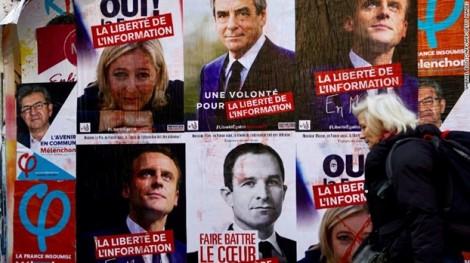 Kết quả sốc sau bầu cử tổng thống Pháp