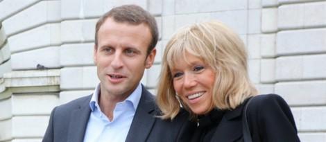 Chuyện tình 'đũa lệch' đầy ngưỡng mộ của ứng viên Tổng thống Pháp