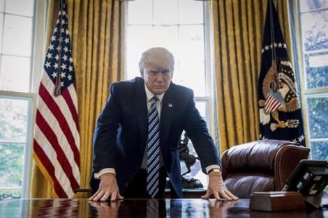 100 ngày đầu tiên 'dị thường' của Tổng thống Trump