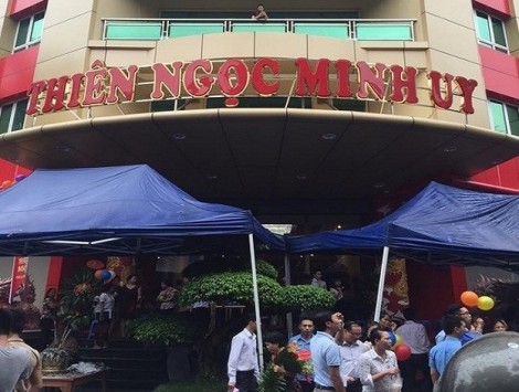 Thiên Ngọc Minh Uy nộp hồ sơ chấm dứt hoạt động bán hàng đa cấp