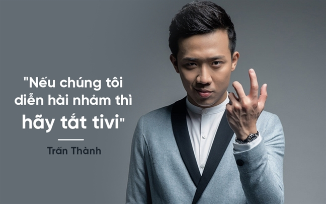 'Cam cua' Tran Thanh: Viec nen lam