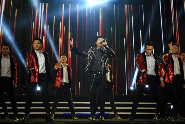 Co nghe si Tran Lap duoc xuong ten tai Cong hien 2017