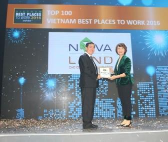 Tập đoàn Novaland công bố kết quả tài chính năm 2016 và hoạt động năm 2017
