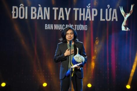Cố nghệ sĩ Trần Lập được xướng tên tại Cống hiến 2017
