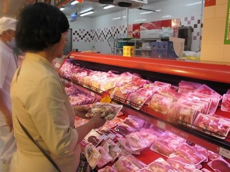 Giá thịt heo bình ổn giảm 3.000 đồng/kg