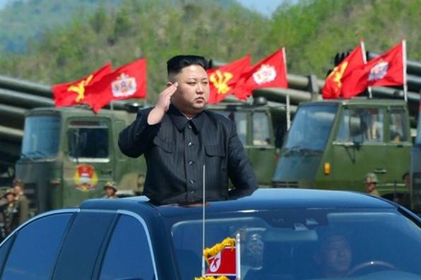 Chien luoc cua Trump voi Trieu Tien: Tang cuong che tai