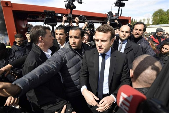 Marine Le Pen hieu qua hon ong Macron?