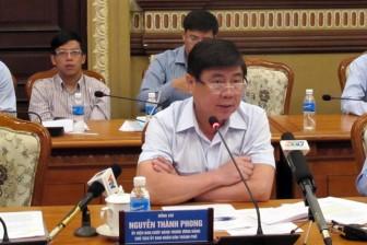 Chủ tịch UBND TP.HCM Nguyễn Thành Phong: Không để tái chiếm vỉa hè