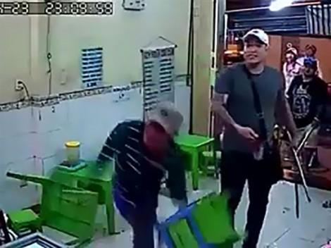 Lời khai của kẻ đập phá quán kem làm 7 người bị thương