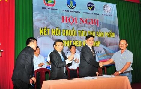 MM Mega Market Việt Nam đầu tư dự án tiêu thụ heo Đồng Nai