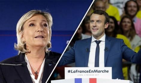 Marine Le Pen hiệu quả hơn ông Macron?