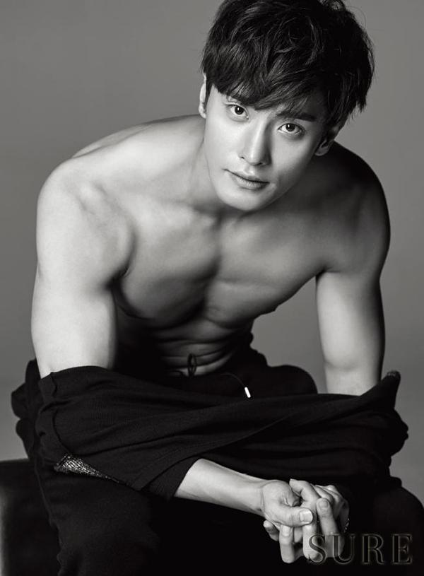 7 bad boy man anh Han so huu than hinh 'chuan tung centimet'