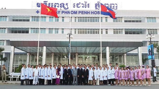 Se chia Cho Ray - Phnom Penh