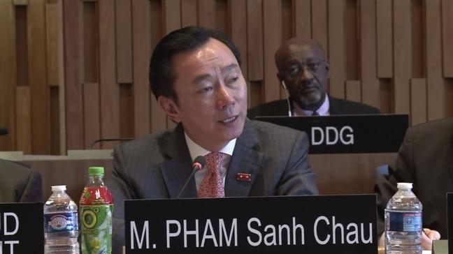 Vi sao ong Pham Sanh Chau mang tra Dr. Thanh di phong van vi tri Tong giam doc UNESCO?