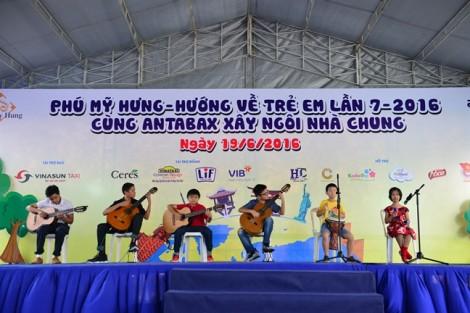 Nhanh tay đăng ký cuộc thi 'Tài năng trẻ Phú Mỹ Hưng' năm 2017
