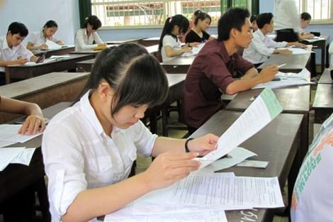 Nhiều lỗi trong đề thi tiếng Anh học kỳ II ở Đồng Nai