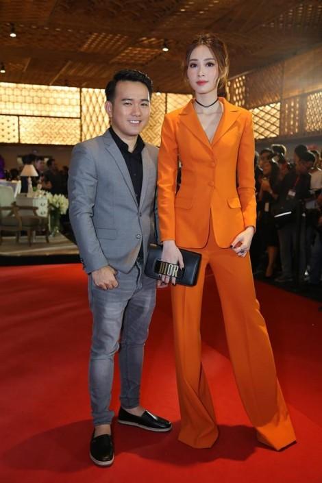 Hoa hậu Đặng Thu Thảo bỗng dưng... nam tính